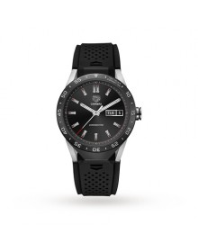 TAG Heuer Connected Black Strap 0